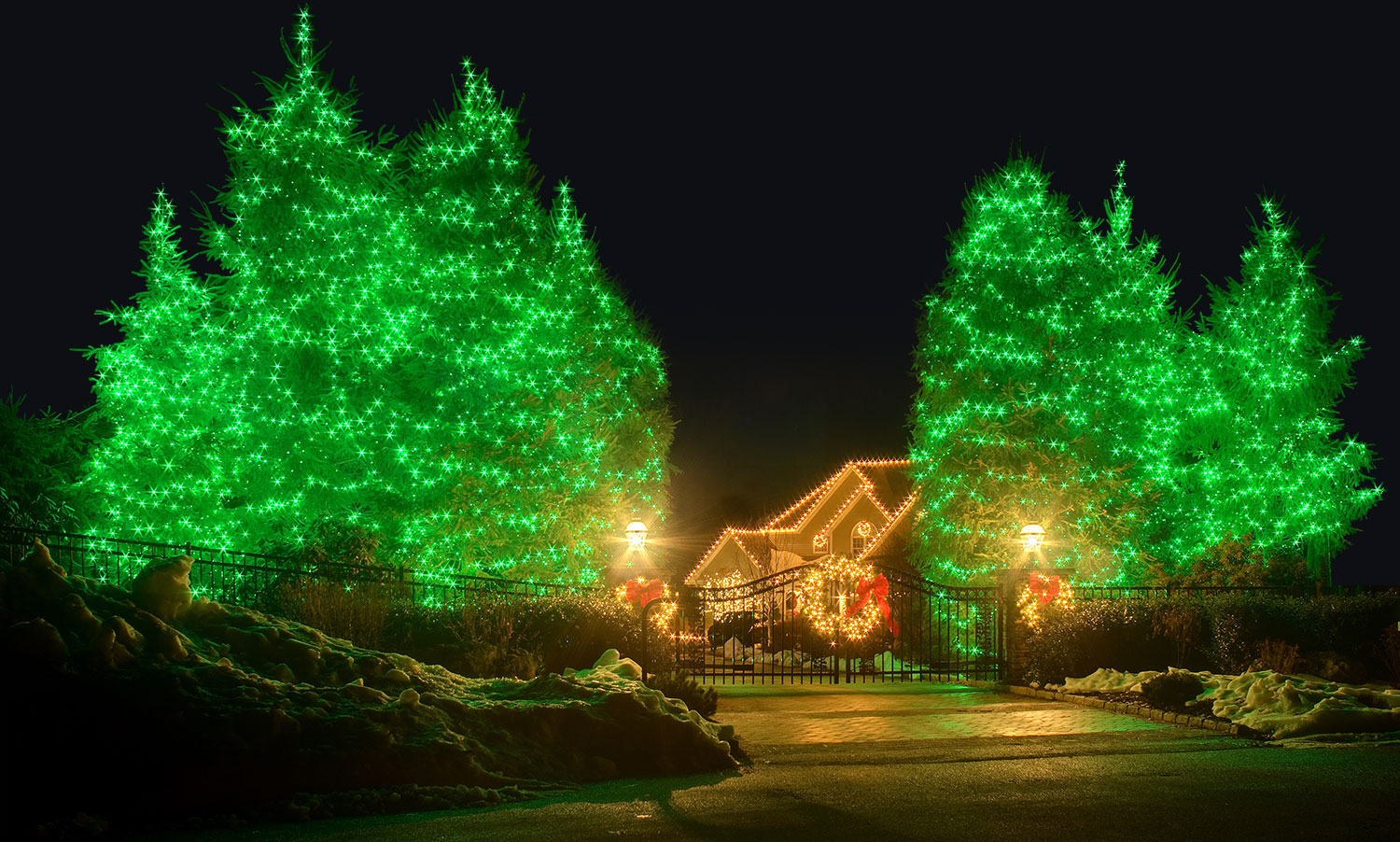 christmas decor of nj by triple r lighting